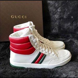 Gucci high tops